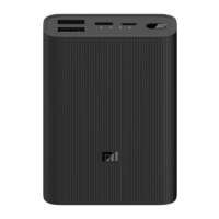 Внешний аккумулятор Xiaomi Mi Power Bank 3 Ultra compact, 10000mAh (BHR4412GL)